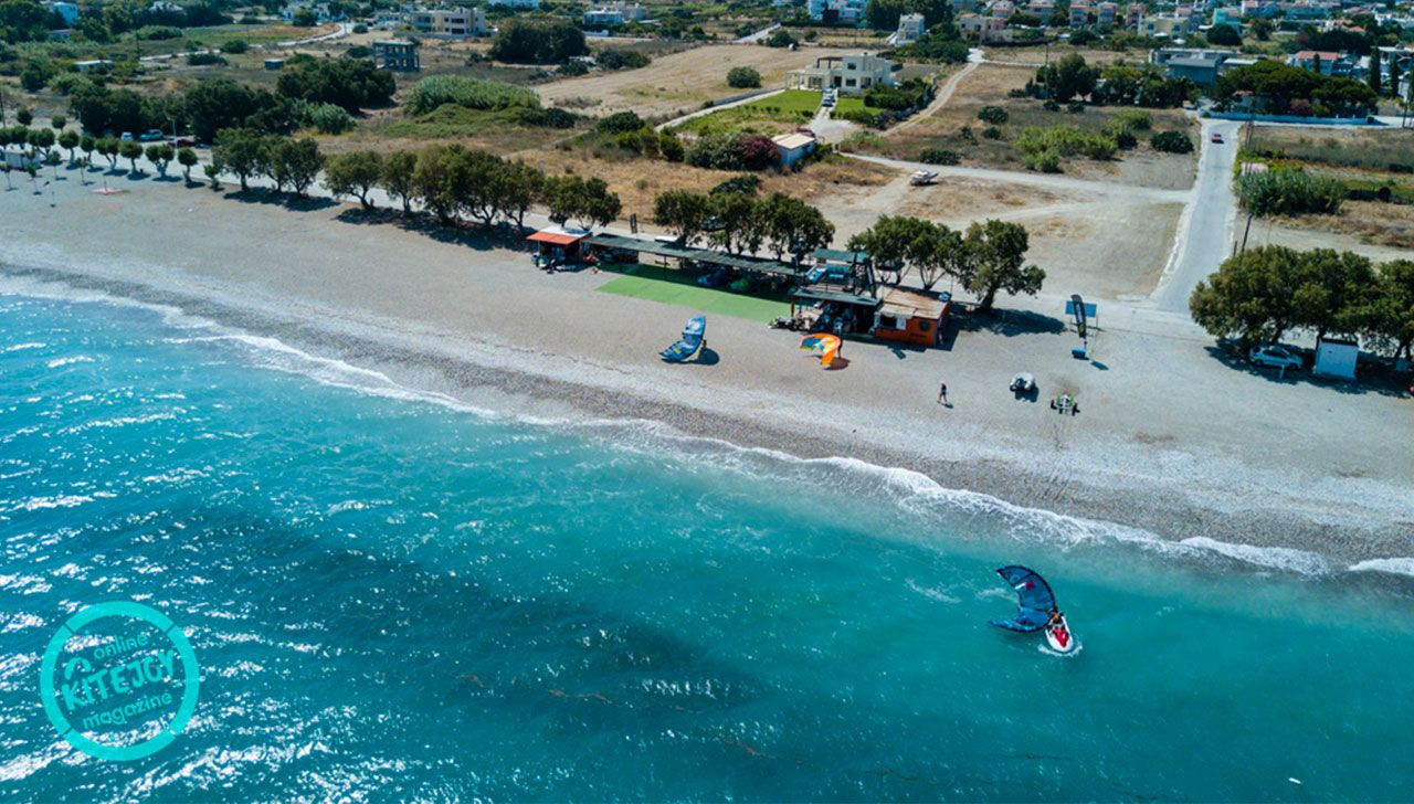 kitesurfing-kite-air-riders-kitepro-center-kremasti-rhodes-beach